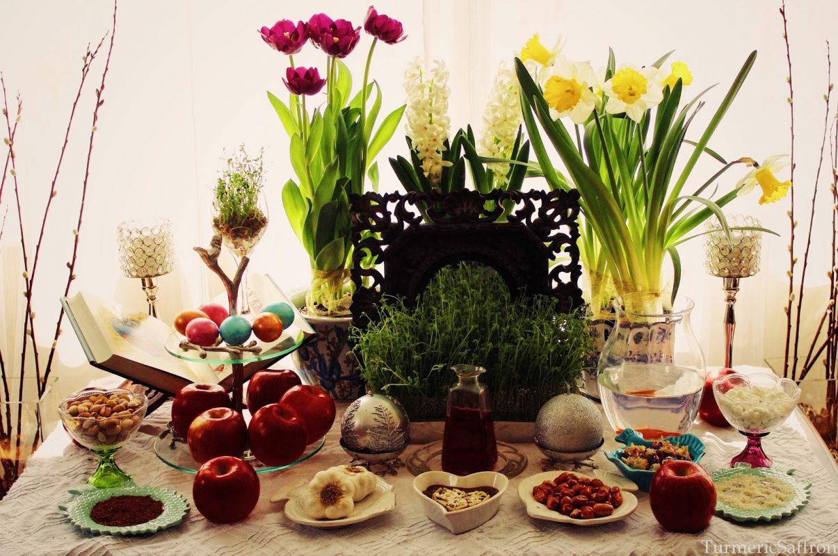 هفت سین نوروزی / Norooz Haftseen