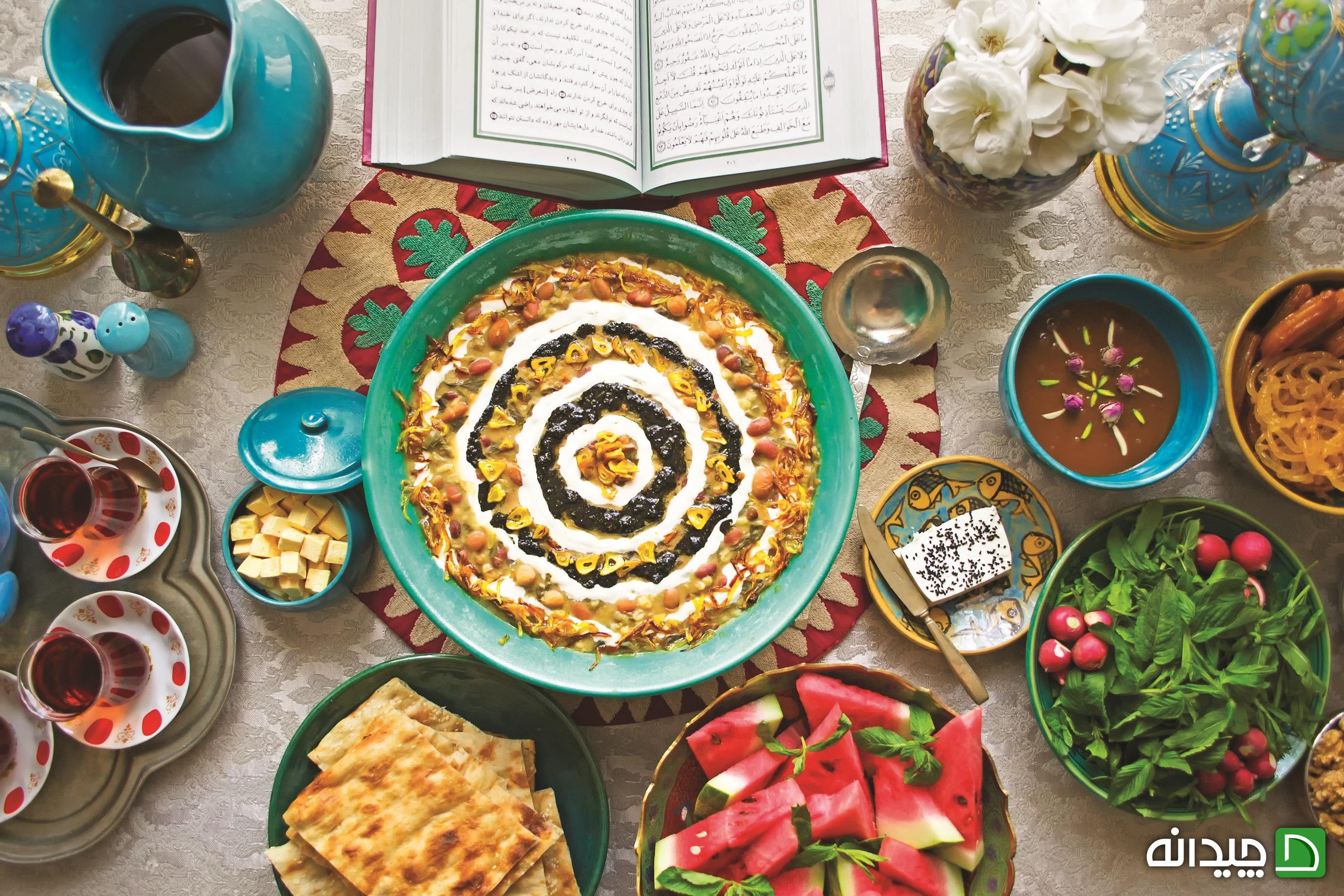 افطاری در ماه مبارک رمضان / Iftar In Ramazan