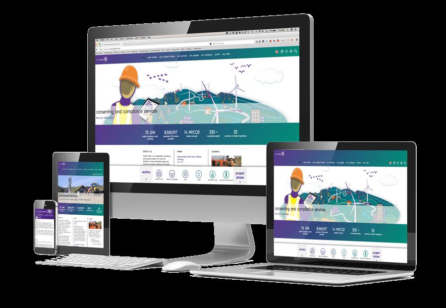 طراحی سایت شرکتی با تیدا وب