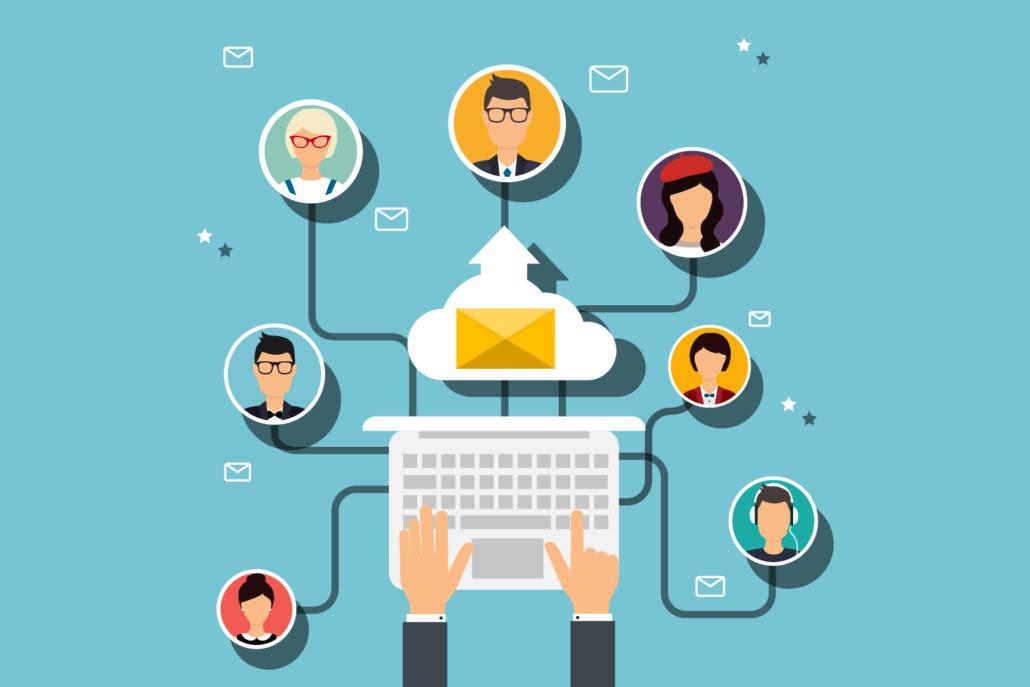 بازدهی قوی در ایمیل مارکتینگ با ایجاد کمپین