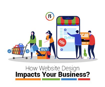 تأثیر طراحی سایت بر کسب و کار