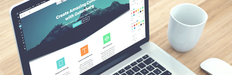 افزونه Kadence Blocks / توسعهدهنده صفحهساز گوتنبرگ