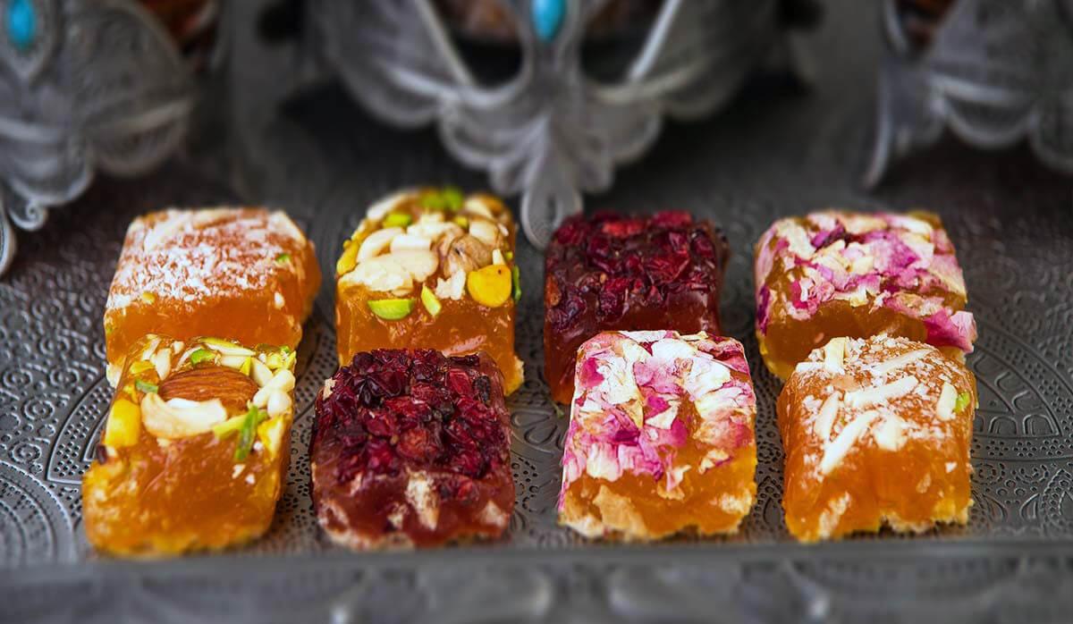 شیرینی مسقطی، سوغات شیراز