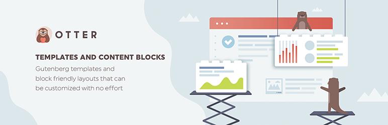 افزونه Otter Blocks / توسعهدهنده صفحهساز گوتنبرگ