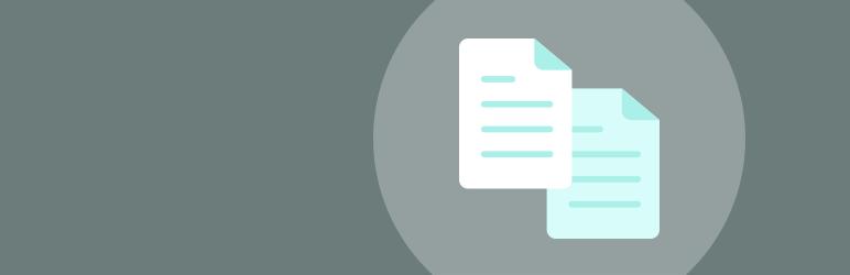 کپی کردن نوشته یا برگه در وردپرس با افزونه Post Duplicator
